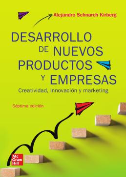 Desarrollo de nuevos productos: creatividad, innovación y marketing /