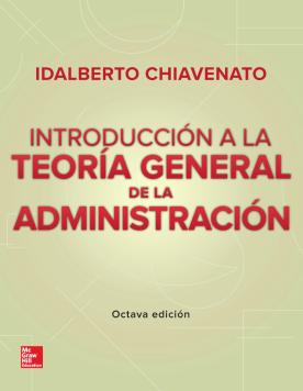 Imagen de apoyo de  Introducción a la teoría general de la Administración /