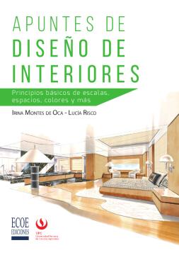 Imagen de apoyo de  Apuntes de diseño de interiores: principios básicos de escalas, espacios, colores y más /