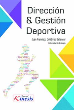 Imagen de apoyo de  Dirección y gestión deportiva /