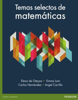 Imagen de apoyo de  Temas selectos de matemáticas /