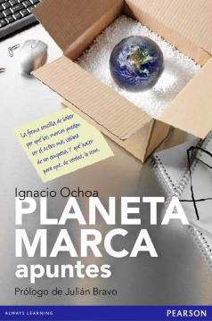 Imagen de apoyo de  Planeta marca: apuntes /