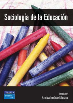 Imagen de apoyo de  Sociología de la educación /