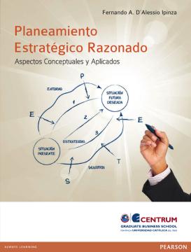 Imagen de apoyo de  Planeamiento estratégico razonado: aspectos conceptuales y aplicados /