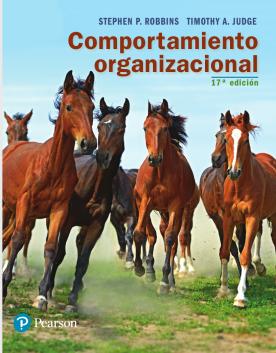 Comportamiento organizacional /