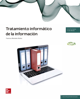 Tratamiento informático de la información /