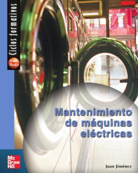 Imagen de apoyo de  Mantenimiento de máquinas eléctricas /
