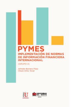 Imagen de apoyo de  PYMES. Implementación de normas de información financiera internacional (Grupo 2) /