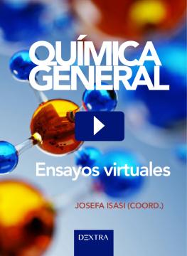 Imagen de apoyo de  Química general: ensayos virtuales /