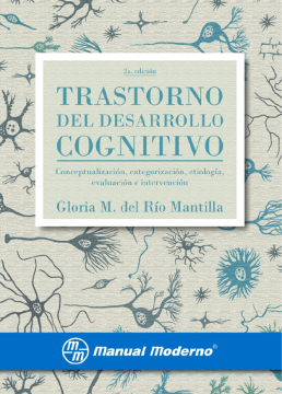 Imagen de apoyo de  Trastorno del desarrollo cognitivo: conceptualización, categorización, etiología, evaluación e intervención /