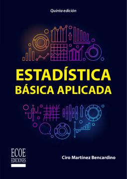 Imagen de apoyo de  Estadística básica aplicada /