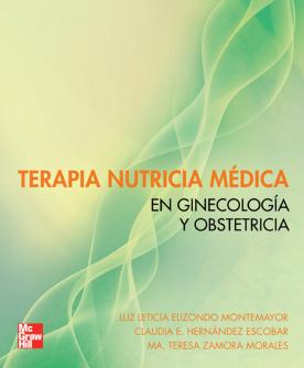 Imagen de apoyo de  Terapia nutricia médica en ginecología y obstetricia /