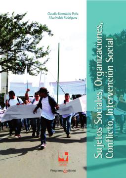 Imagen de apoyo de  Sujetos sociales, organizaciones, conflicto, intervención social /