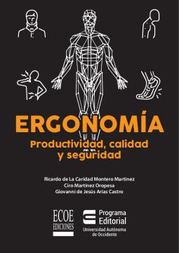 Imagen de apoyo de  Ergonomía: productividad, calidad y seguridad /