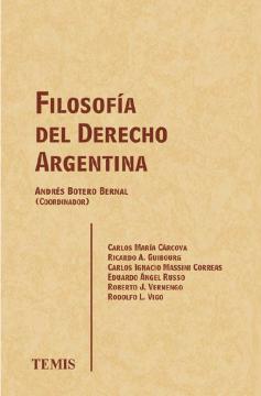 Filosofía del derecho argentina