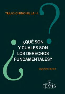 ¿Qué son y cuáles son los derechos fundamentales?