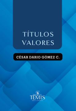 Títulos valores