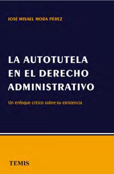 La autotutela en el derecho administrativo