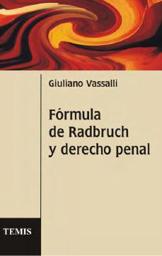 Fórmula de Radbruch y derecho penal