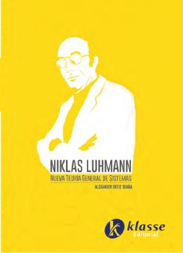 Niklas Luhmann nueva teoría general de sistemas