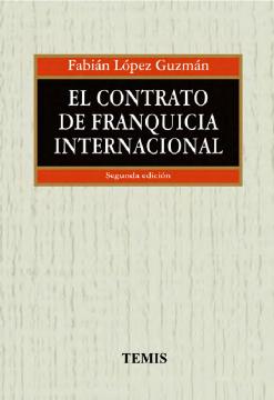 El contrato de franquicia internacional