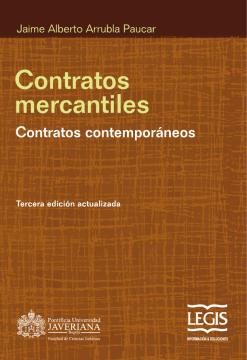 Contratos mercantiles: Contratos contemporáneos