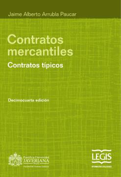 Contratos mercantiles: Contratos típicos